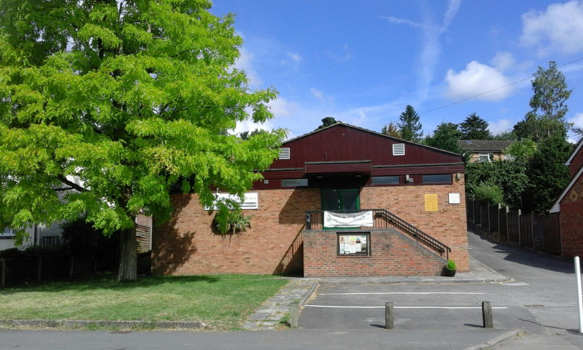 Sands Village Hall, High Wycombe