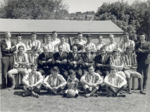 Sands Football Team, 1950s