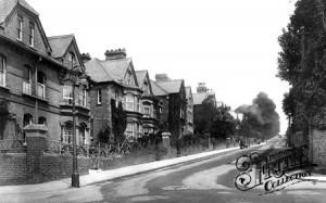 Amersham Hill, 1906