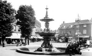 Frogmore Square, 1921