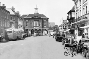 The Guildhall, 1955