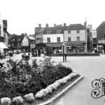 Frogmoor, Looking South, 1955