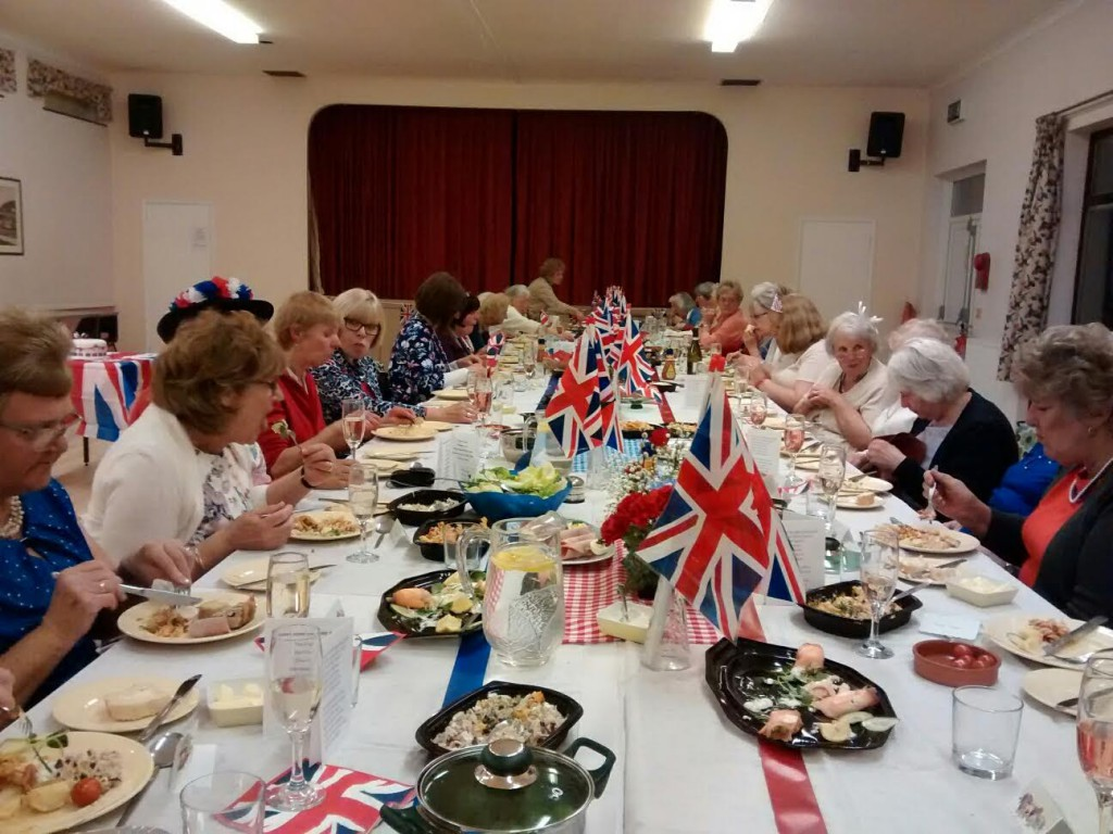 WI Celebrating Queen's 90th Birthday